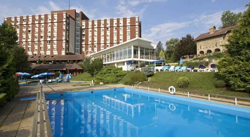 Foto of the hotel Danubius Health Spa Resort Aqua, Heviz