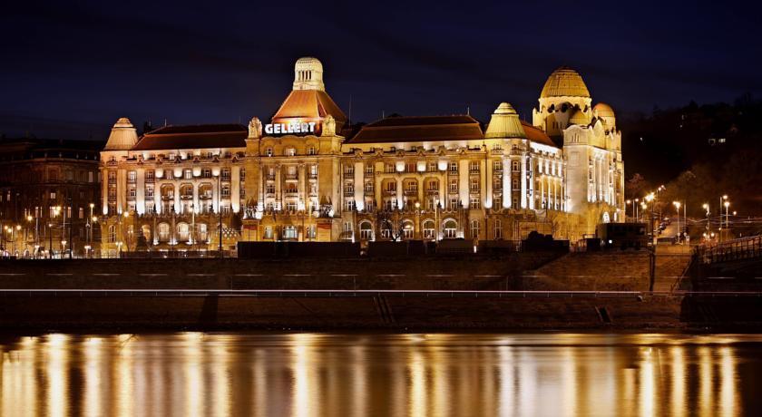 Foto of the Danubius Hotel Gellért, Budapest
