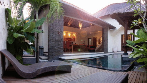 Foto of the hotel Buddha Garden Villas, Canggu