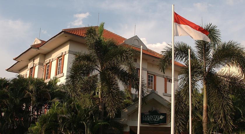 Foto of the Country Heritage Resort Hotel, Surabaya