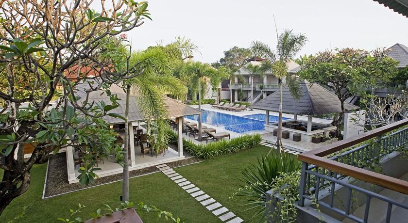 Foto of the Dewi Sri Hotel, Kuta