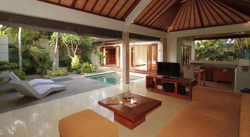 Photo de Grand Akhyati Villas & Spa, Kerobokan