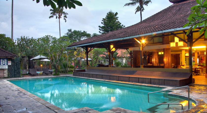 Foto of the Peneeda View Beach Hotel, Sanur
