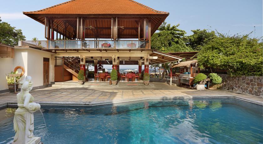 Foto of the Respati Beach Hotel, Sanur