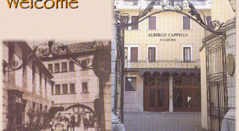 Foto of the hotel Albergo Cappello e Cadore, Belluno