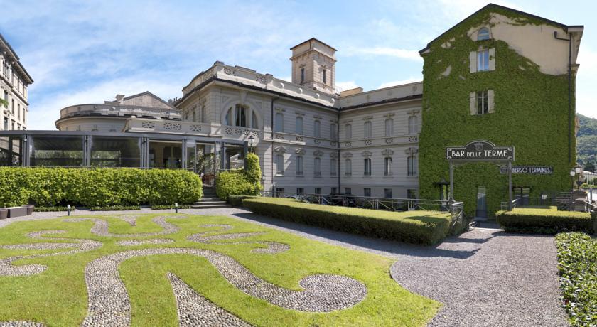 Foto of the hotel Albergo Terminus, Como