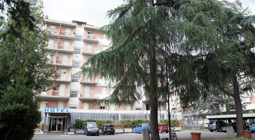 Foto of the Auto Park Hotel, Florence