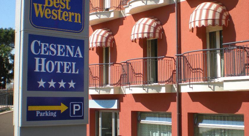 Foto of the Best Western Cesena Hotel, Cesena