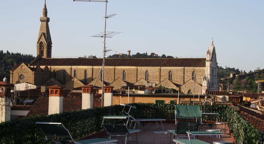 Foto of the Hotel Bodoni, Firenze