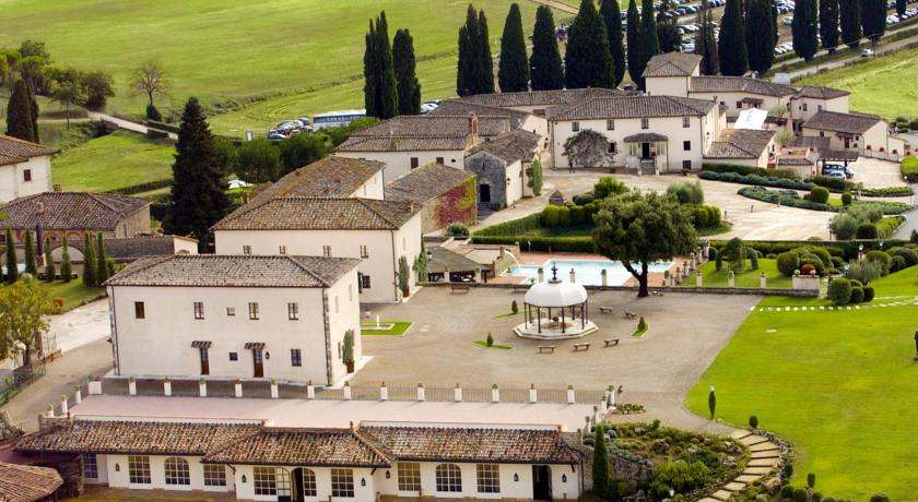 Foto of the hotel Borgo La Bagnaia, Bagnaia