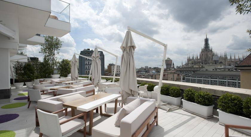 Hotel Boscolo Milano Booking