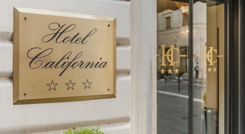 Foto of the Hotel California, Rome