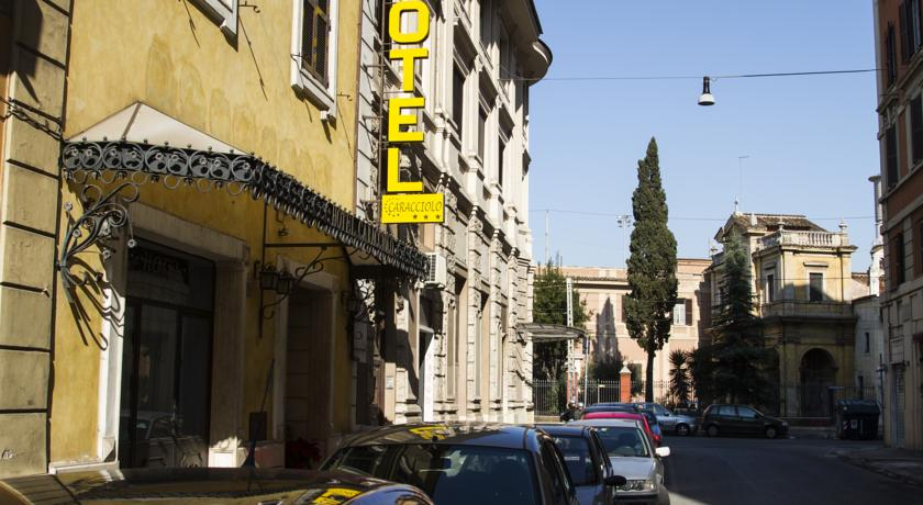 Foto of the Hotel Caracciolo, Roma