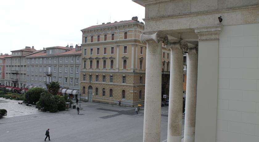 Foto of the Hotel Centrale, Trieste