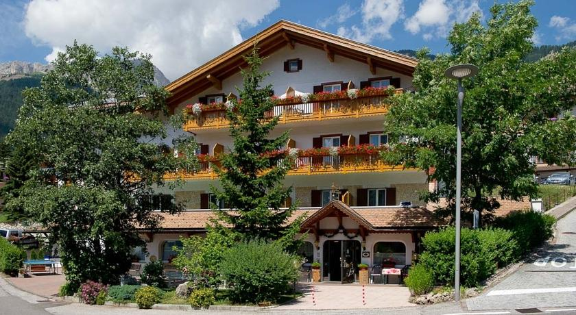 Foto of the Hotel Cristallo, Vigo Di Fassa