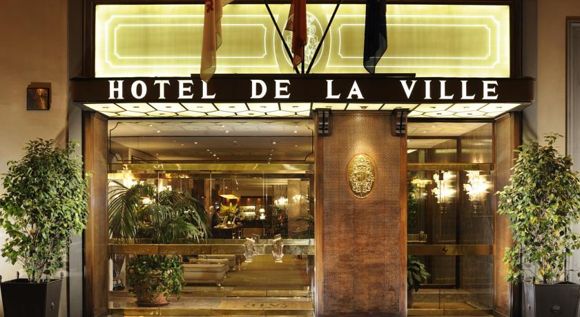 Foto of the Hotel de La Ville, Florence