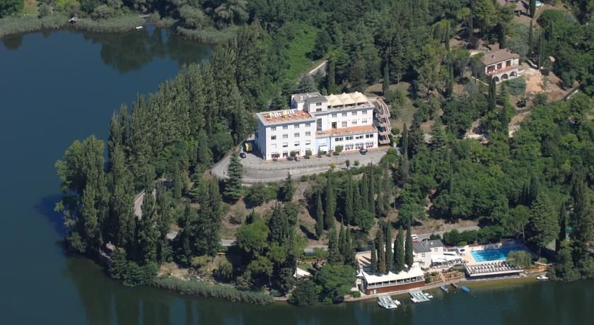 Foto of the Hotel Del Lago Piediluco, Piediluco