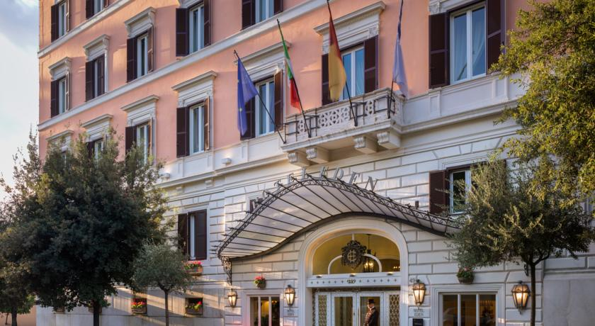 Foto of the Hotel Eden, Rome