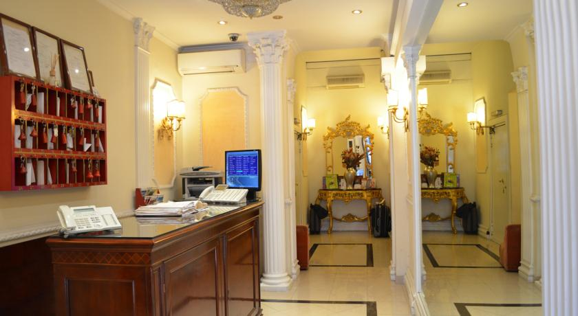Foto of the Hotel Erdarelli, Rome