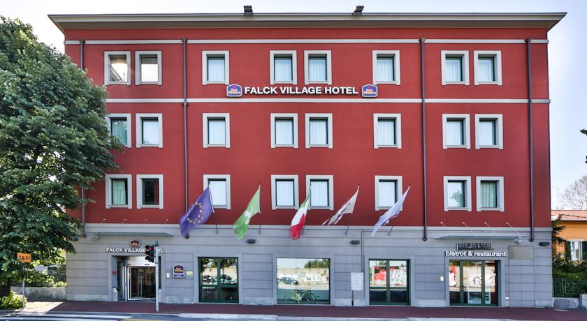 Foto of the Best Western Falck Village Hotel, Sesto San Giovanni