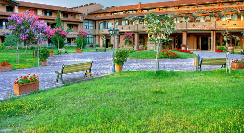 Foto of the Fattoria La Principina Hotel, Principina Terra