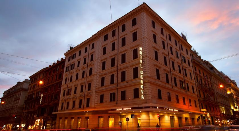 Foto of the Hotel Genova, Roma
