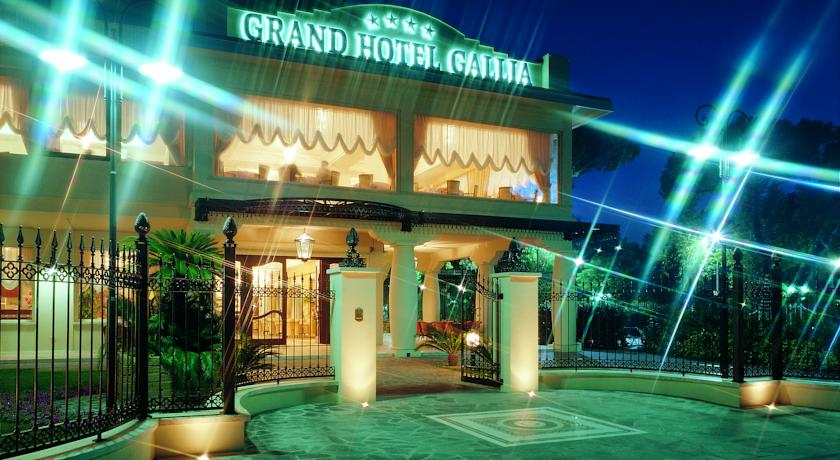 Foto of the Grand Hotel Gallia, Milano Marittima