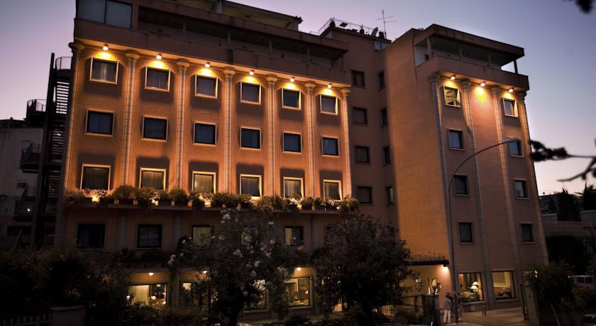 Foto of the Grand Hotel Tiberio, Rome