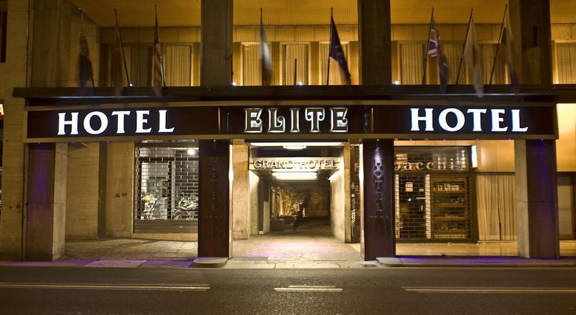 Foto of the Grand Hotel Elite, Bologna