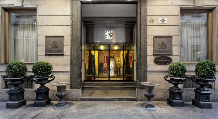 Foto of the Grand Hotel Sitea, Torino