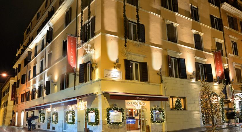 Foto of the Hotel Homs, Rome