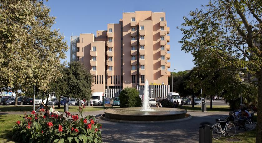 Foto of the Hotel Bellevue, Rimini