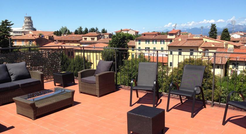 Foto of the Hotel Di Stefano, Pisa