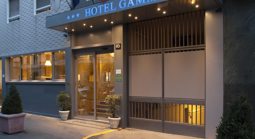Foto of the Hotel Gamma, Milan