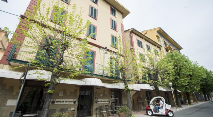 Foto of the Hotel Giglio, Montecatini Terme