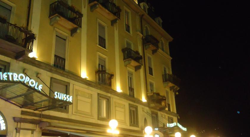 Foto van hotel  Metropole Suisse, Como