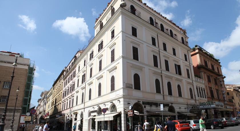 Foto of the Hotel Impero, Rome