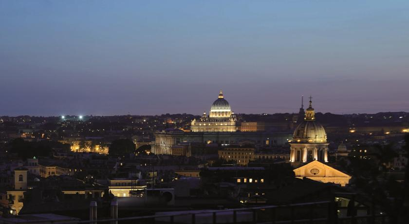Foto of the hotel Intercontinental De La Ville Rome, Roma