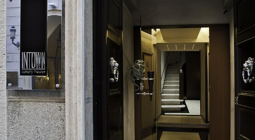 Foto of the hotel Intown Luxury House, Rome