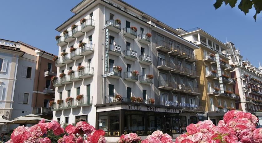 Foto of the Hotel Italie et Suisse, Stresa