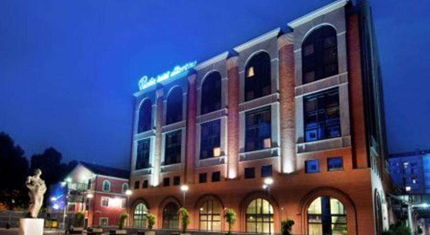 Foto of the Pacific Hotel Fortino, Torino