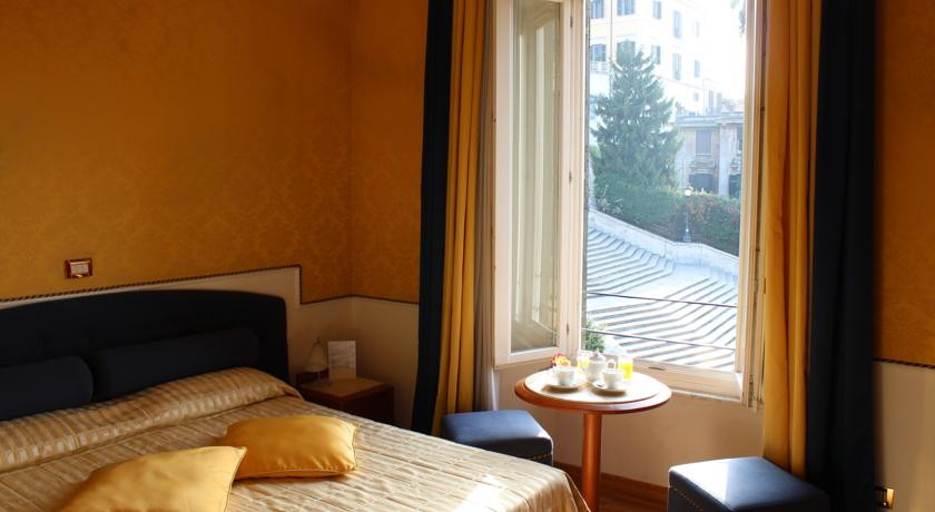 Foto of the hotel Piazza Di Spagna View, Rome