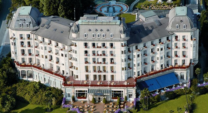 Foto of the Hotel Regina Palace, Stresa