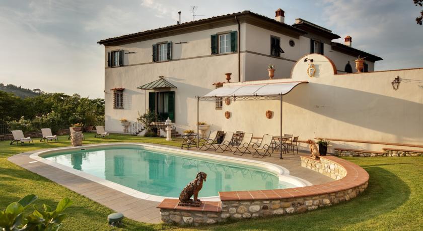 Foto of the Hotel Relais Villa Il Sasso, Bagno A Ripoli (Firenze)