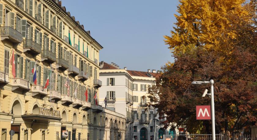 Foto of the Hotel Roma e Rocca Cavour, Torino