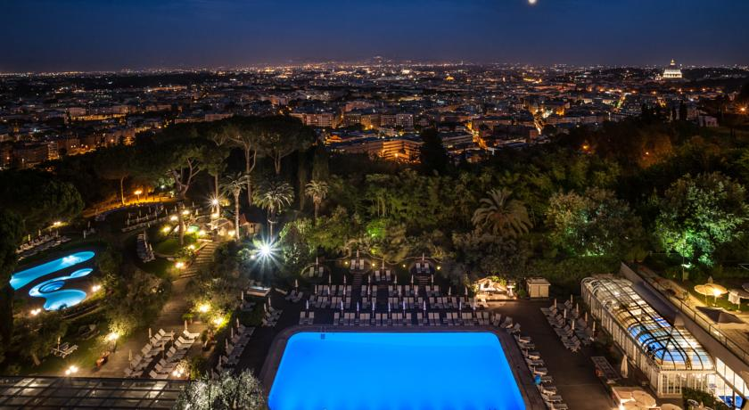 Foto of the Rome Cavalieri, Waldorf Astoria Hotel and Resort, Roma