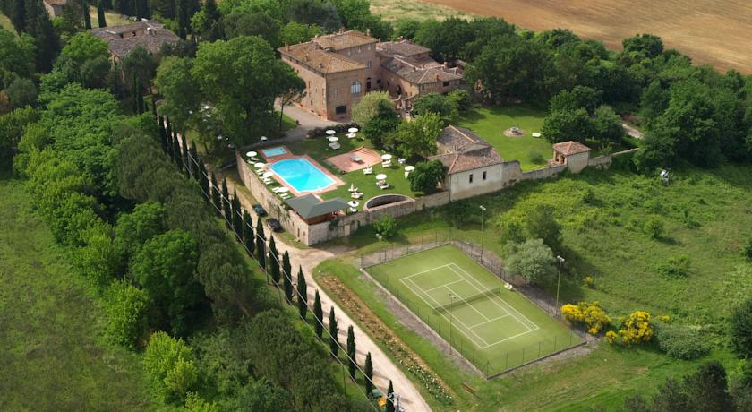 Foto of the hotel San Lorenzo a Linari Resort & Beauty Farm, San Rocco A Pilli