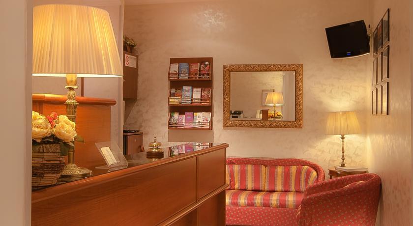 Foto of the Hotel Silla, Rome
