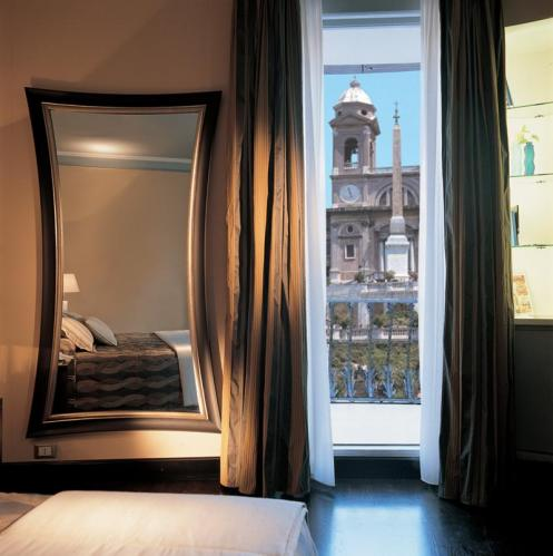 Foto of the The Inn at the Spanish Steps-Small Luxury Hotels, Rome