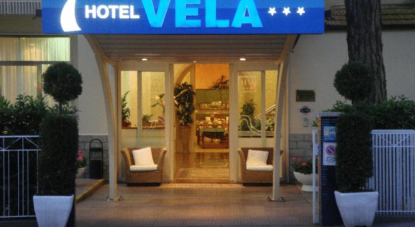 Foto of the Hotel Vela, Milano Marittima